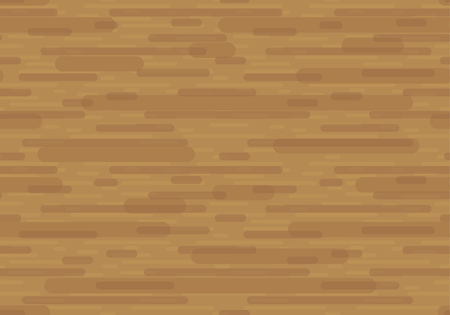 Wooden Seamless Pattern - Looped Simple Texture of Timber Material. Stock Vector - 110023324