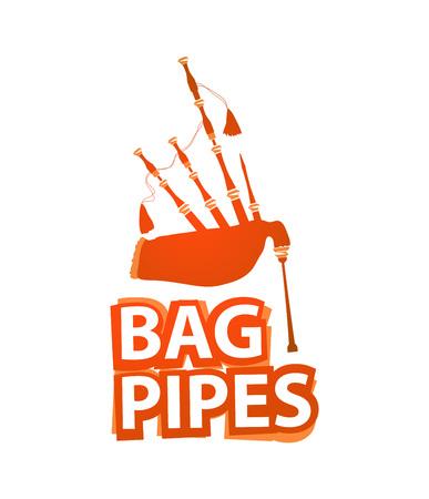 Scottish Great Highland Bagpipes