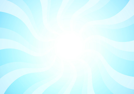 Abstract Blue background, Vector Illustration with light copy space area.