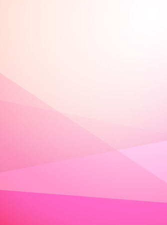 Vector Light Tender Abstract Background in Rose Magenta color - Vertical Modern Wallpaper with Geometric pattern.