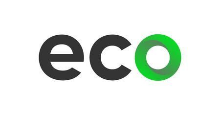 Eco label for Food or Eco Products in market.