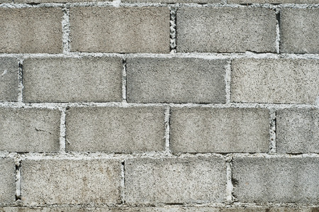 Concrete block wall Reklamní fotografie