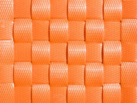 latticework: Weave plastic wicker pattern background.