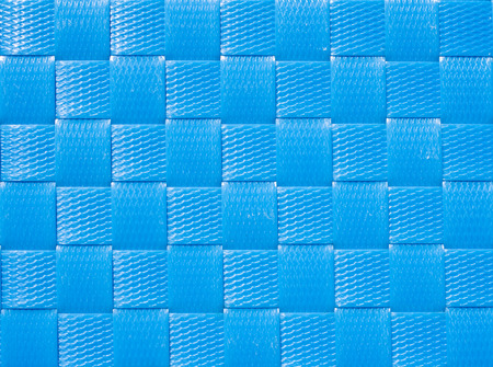 perpendicular: Weave plastic wicker pattern background.