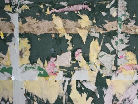 scarp: Old dirty green chalkboard.