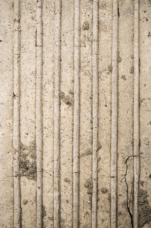 oppress: Abstract background, grey cement floor.