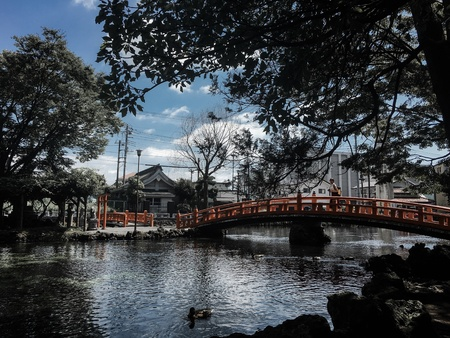 wish: Fujisan Hongu shrine in Japan