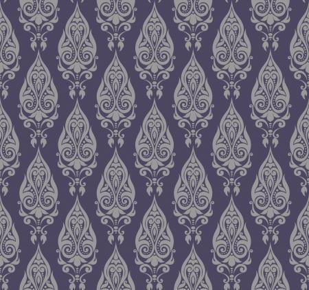 Vector pattern in grey Stock Vector - 14505512