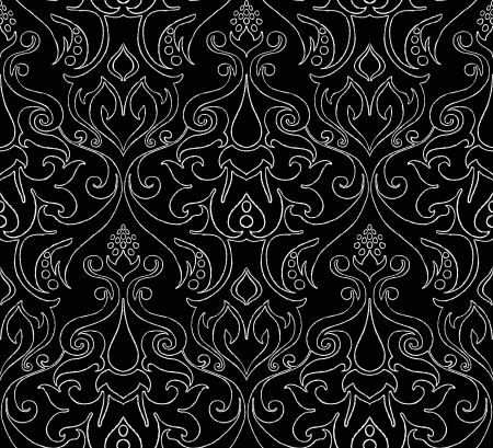Vector seamless pattern Stock Vector - 14571815