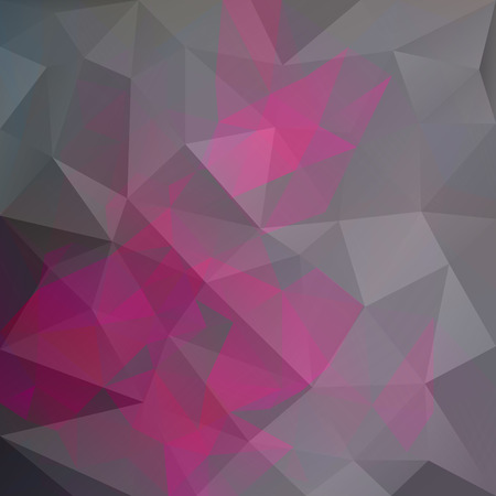 transparencies: Vector triangle colorful background with transparencies in black and pink Illustration