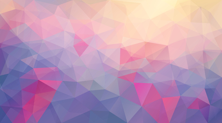 transparencies: triangle mosaic background with transparencies in bright colors