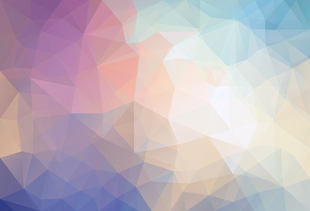 splinter: triangle mosaic background with transparencies in bright colors