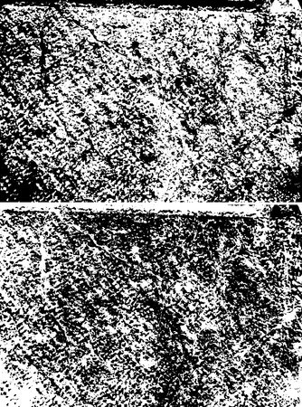 grained: Grunge stone rough grained texture black and white with inverted version