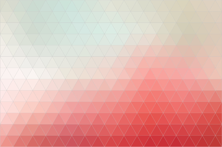 transparencies: Vector triangle mosaic background with transparencies in bright colors Illustration