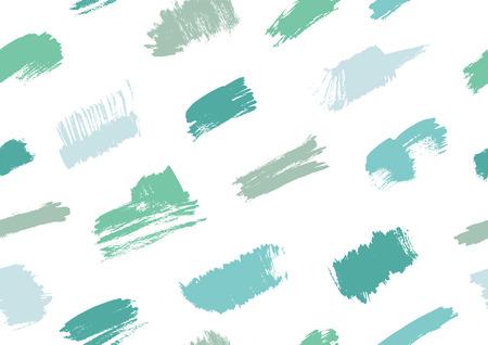 Modern grunge pattern, seamless thick brushstrokes pattern, hipster background, grunge strokes