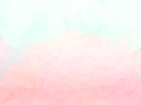 Light blue pink pattern