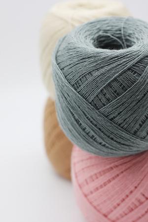 Colorful thread. 版權商用圖片