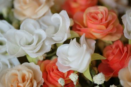 artificial flower: artificial flower Stock Photo
