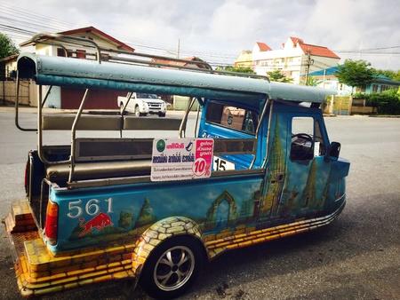 tuktuk: Tuk-Tuk