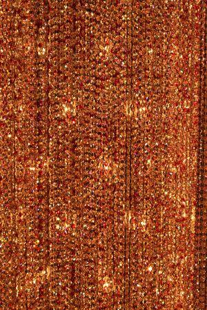 Eine Zusammenfassung Rost Crystal bead Hintergrund oder Textur. Standard-Bild - 2775153