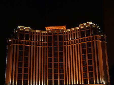 Las Vegas, NV, July 2009 - The Palazzo hotel and casino in Las Vegas, Nevada, USA
