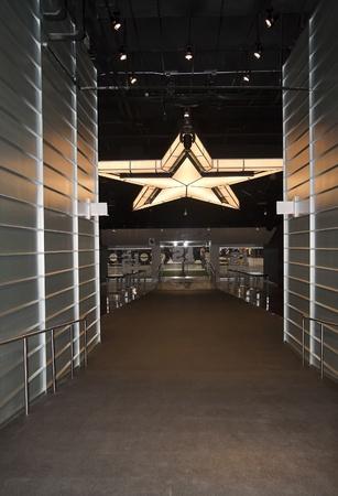 ARLINGTON, TX - AUGUST 2009: Entrance into the VIP Miller Lite Club in Cowboys Stadium in Arlington, Texas on August 12th, 2009 Stock Photo - 13161701