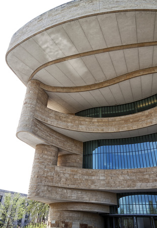The Native American Museum in Washington DC