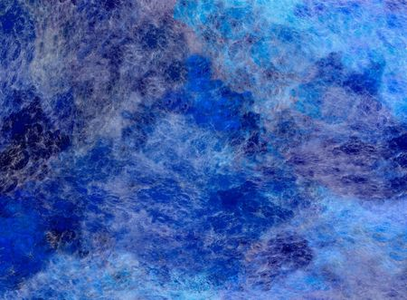 Abstract background remembering blue marble or cloudy sky. Stock Photo