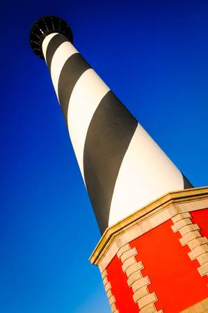 Looking Up at Cape Hatteras