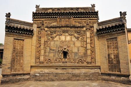 storied: chinese architecture,Shanxi,China