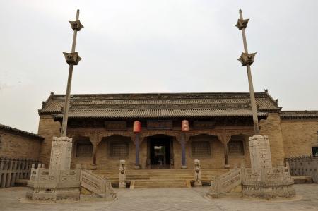 chinese architecture,Shanxi,China Stock Photo - 16152364