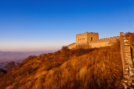 Badaling Great Wall  Beijing, China photo