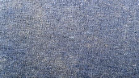 woollen: close up blue fabric Stock Photo