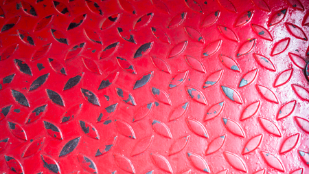 metal red background Stock Photo