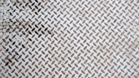 Seamless steel diamond plate texture Stock fotó