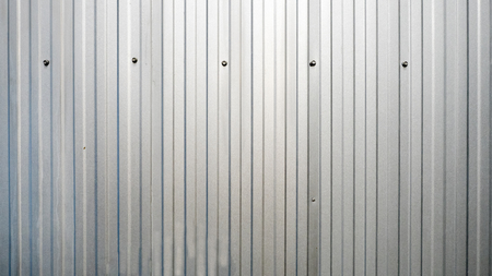 silver metal sheet background or texture Stock Photo