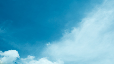 blue sky background or texture 写真素材