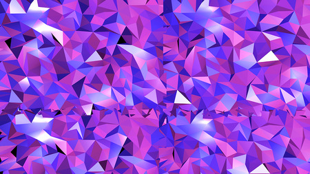 Ultraviolet Background Images Low poly crystal background. Polygon design pattern. Low poly 3d render