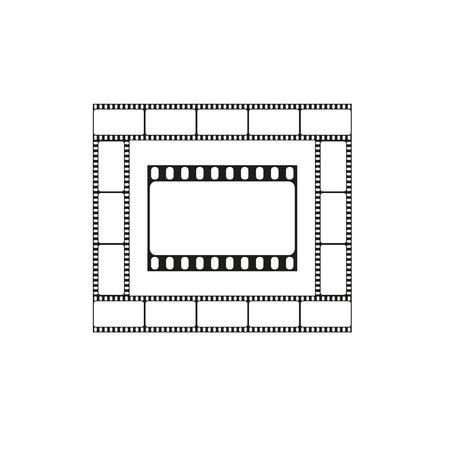 movie theater: Cinema icon, movie theater
