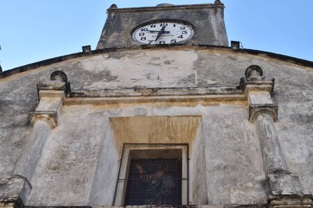 Close up of a beautiful traditional church Banque d'images - 131957733