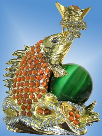 Feng Shui item to enhance wealth Stock Photo - 4886606