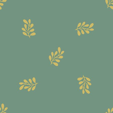 plant grain seamless repeat pattern design. Perfect for textile design and gardens.