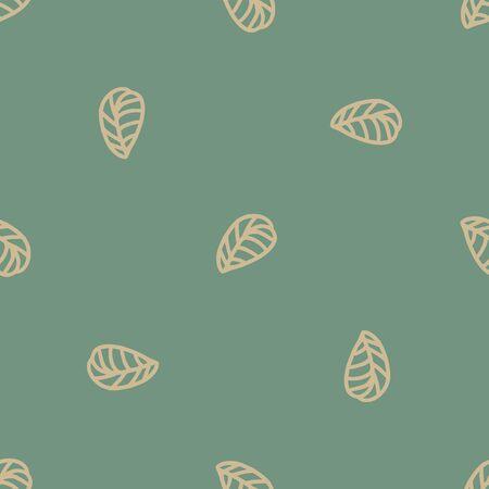 jungle seamless leaf repeat pattern design. Great for fashion textile design