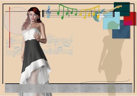 music Stock Photo - 18381712
