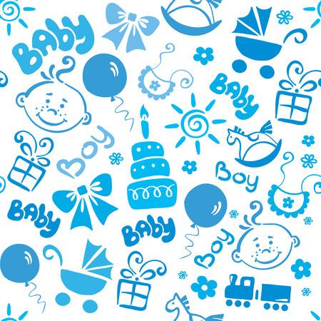 Children texture (boy)