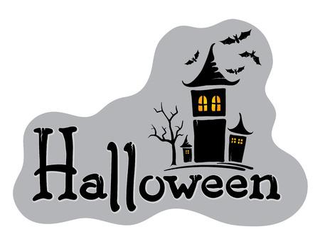 Title  -- Halloween Stock Vector - 7832563