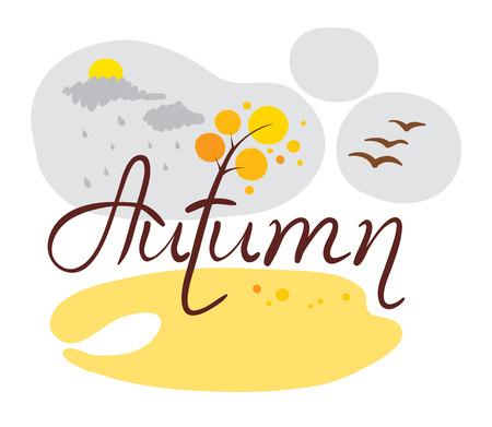 came: Autumn came