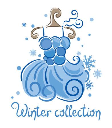 Vestido - colección de invierno