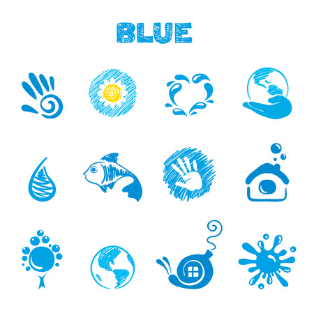energy logo: Blue Theme