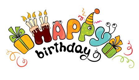 child birthday: Funny characters Birthdays